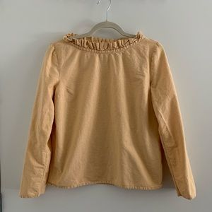 COS Women Cotton Blouse